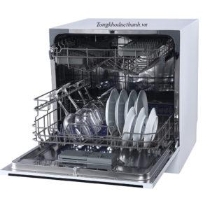 Máy-rửa-bát-Texgio-TG-DTW558