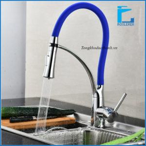 Vòi-rửa-bát-Roslerer-RL-909-Blue