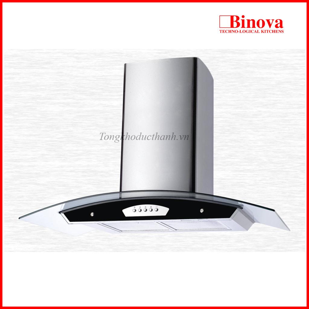 Máy hút mùi Binova BI-77-IG-07 - Siêu thị Nhà bếp Đức Thành