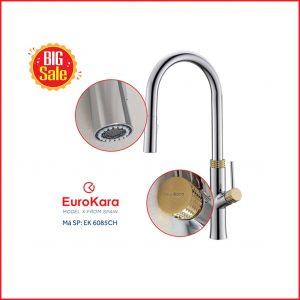 Vòi-rửa-bát-Eurokara-EK-6085CH
