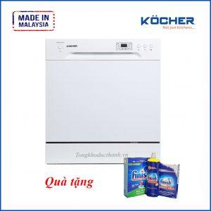 Máy-rửa-bát-Kocher-KDEU-8108