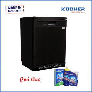 Máy-rửa-bát-Kocher-KDEU-8835-Black