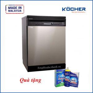 Máy-rửa-bát-Kocher-KDEU-8835-Semi
