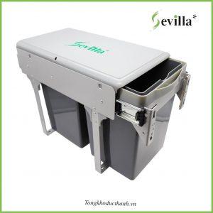 Thùng-rác-2-ngăn-ray-trượt-Sevilla-SV-TR22X